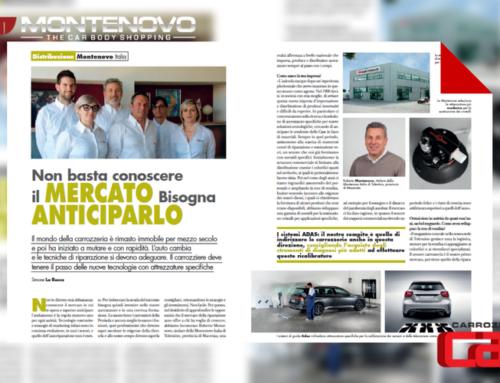 Intervista sulla rivista Car Carrozzeria