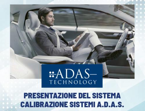 Inaugurazione di ADAS Technology e presentazione del sistema di calibrazione sistemi A.D.A.S.